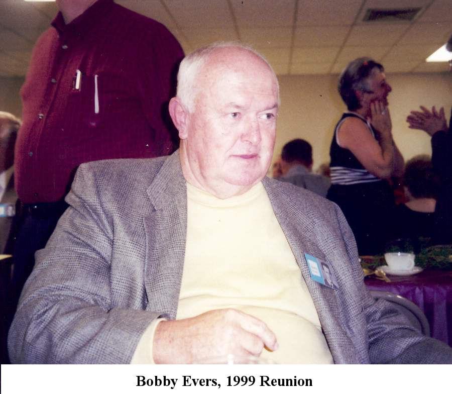 Bobby Evers-1999 Reunion