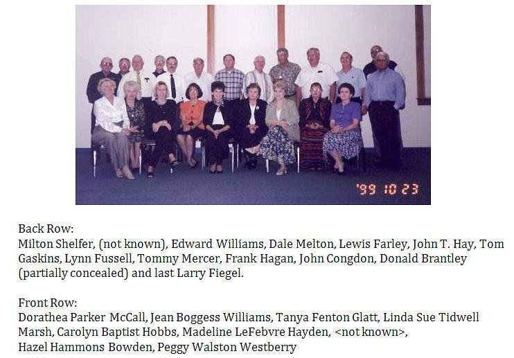 Group Photo 1999
